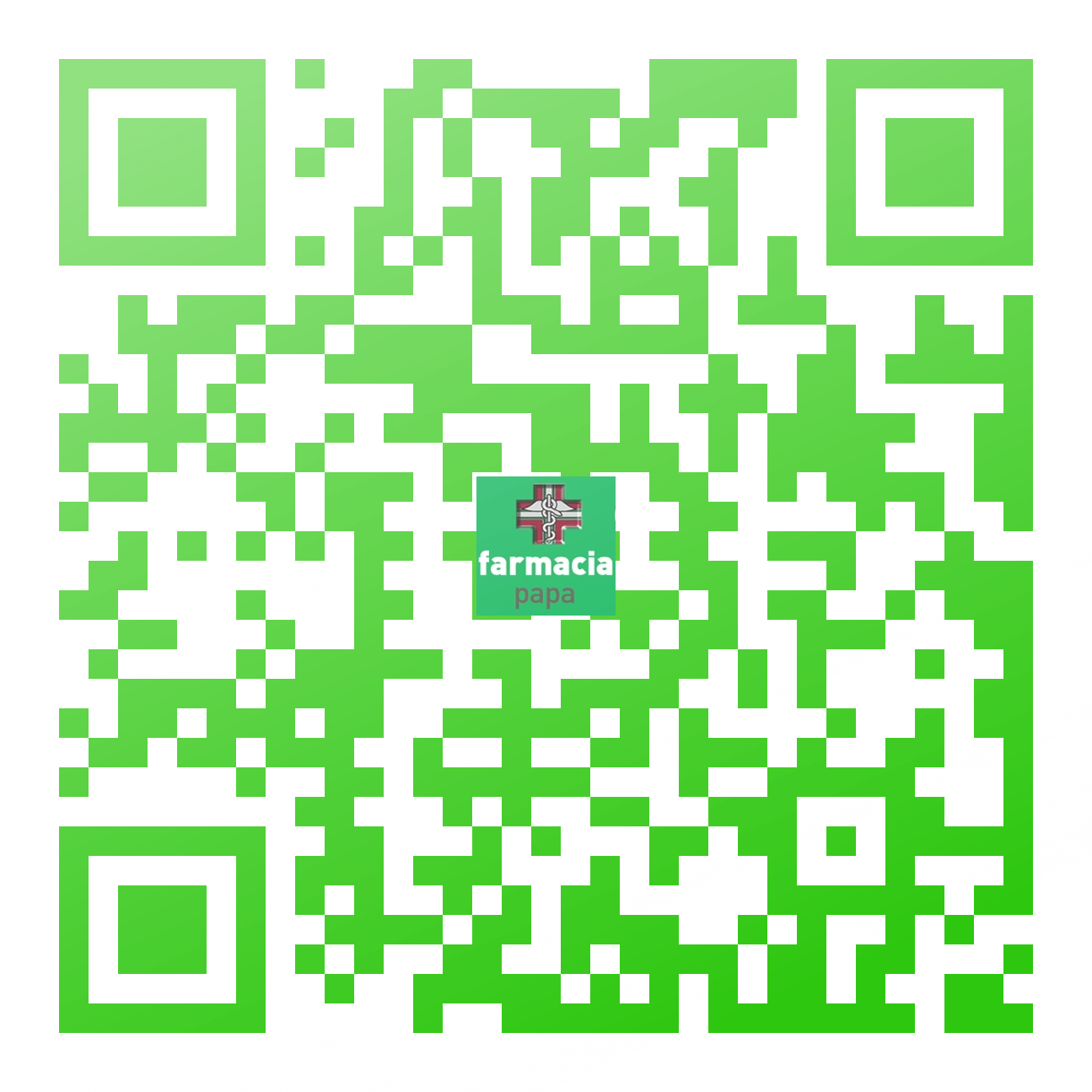 QR code Farmacia Papa